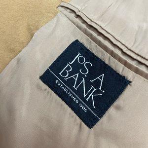 Jos. A. Bank Suits & Blazers - Jos A Bank Vicuña Tan Cashmere Blazer 50L